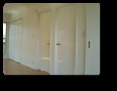 越谷市H様邸供部屋は白一色