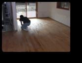越谷市T様邸建主さんも自然塗料塗装に参加
